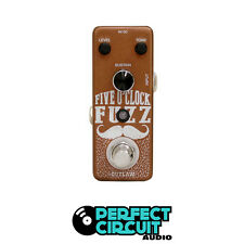 Outlaw Effects Five O'Clock Fuzz Guitar Pedal EFFECTS - DEMO - PERFECT CIRCUIT
