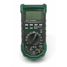 Mastech MS8268 Digital Multimeter AC/DC Auto/Manual Range Measurement DMM