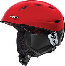 Smith TRANSPORT Sk Snowboard Helmet Red Dark Sky Large 59-63cm