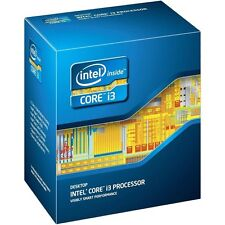 INTEL CPU HASWELL,I3-4170, 2 CORE,3,70GHZ,LGA1150,3MB CACHE, BOX consegna 2gg