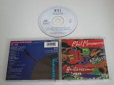 PHIL MANZANERA/GUITARISSIMO(EGCD 69) CD ALBUM
