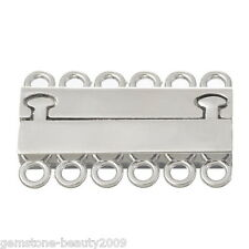 HX 1Set Magnet Clasp For Jewelry Making Bracelet Watch Band Necklace Findings