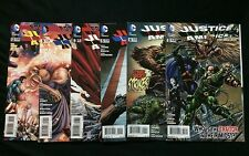 JUSTICE LEAGUE OF AMERICA(New 52) #3, 4, 5, 8, 9, 12