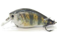 Crankbait Fishing Lures Wide Wobble Slow Floating Lifelike Painting HC25X384
