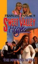 The Morning After (Sweet Valley High), Francine Pascal, Good Book