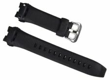 Casio 24mm-Black Resin-GW1400 Genuine CASIO Replacement Band Watch band 10165470