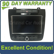 Volkswagen VW Navigation GPS System Display Screen Monitor Control Panel OEM