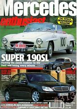 S400 and S320 CDi ... Star Cars ... Mercedes Enthusiast Magazine May 2002 (7)