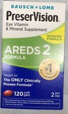 Bausch and Lomb PreserVision Areds2 plus Multi Vitamin 100 Softgels