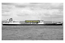 mc2926 - Shell Oil Tanker - Axina - photo 6x4
