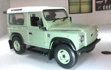 Land Rover Defender TD5/TDCI Heritage Special Edition 1:32 Scale Britains Model