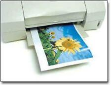 """10 Sheets of Glossy Inkjet Printable Magnetic Paper 8.5"""" x 11"""", New, Free Shippi"""