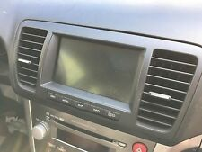 Info-gps-tv Screen SUBARU LEGACY 07 08 09
