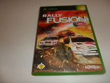 XBox   Rally Fusion - Race of Champions