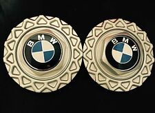 "2pcs. 84-91 BMW 14"" Wheel Center Hub Caps STYL.5 E30 318i 325e 325i CLEARANCE!"