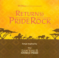 Return To Pride Rock: Songs Inspired By Disney's The Lion King II - Simba's Prid