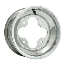 (2) Rims Wheels Front Aluminum 4/156 10X5 3.0 + 2.0 ATV