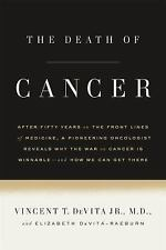 Vincent Devita - Death Of Cancer (2015) - New - Trade Cloth (Hardcover)