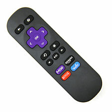 Newest Generation Replacement Remote for ROKU 1/ 2/ 3/ 4 LT HD XD XS Metal dome