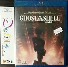 BLU RAY - GHOST IN THE SHELL 2.0  Ed. DYNIT  SCONTO 10%