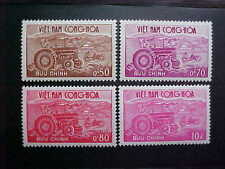 South Vietnam  Scott #150-3 Tractors   mint NH