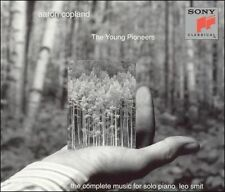 Young Pioneers: Complete Music for Solo Piano (2-CD Set) Aaron Copland; Leo Smit