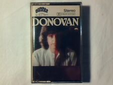DONOVAN Love is only feeling mc cassette k7 ITALY RARISSIMA COME NUOVA LIKE NEW!