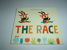 The Race (2014, Picture Book) by Edouard Manceau Hardcover Dustcover New