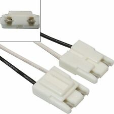 Speaker Connector Harness Wire Adapter 72-4500 Connection Clip Pair