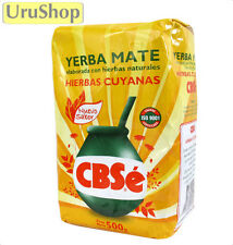 Y178 CbSe Hierbas Cuyana Yerba Mate with calming herbal mix