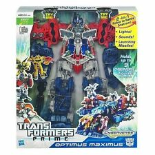 TF PRIME OPTIMUS MAXIMUS HASBRO TRANSFORMERS G-16330 0653569744085