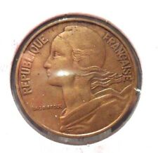 CIRCULATED 1967 20 CENTIMES  FRENCH COIN! (51015)