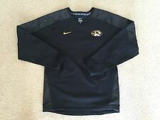 Nike University of Missouri Tigers Pullover StormFit Windbreaker Shirt Size M