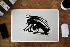 "Big Eye Decal Sticker for Apple MacBook Air/Pro Laptop 11"" 12"" 13"" 15"""