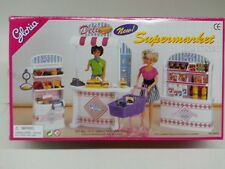 Gloria, Barbie Doll House Furniture/(9928) Supermarket