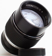 Focal 135mm F/2.8 M42 Mount Telephoto Prime Lens For SLR DSLR M4/3 Camera