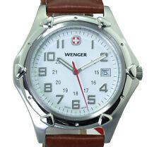 Wenger Swiss Made Herren Uhr Ref. 73110 Standard Issue ,  Neu & OVP