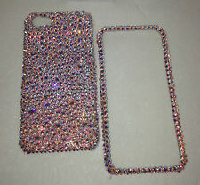 Crystal Bling RARE AB Bumpie Case For IPHONE 6 6s PLUS W/ 100% SWAROVSKI Element
