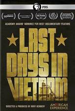 American Experience: Last Days in Vietnam New DVD! Ships Fast!