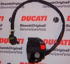 1994-2001 Ducati 916 Monster SS ST2 ST4 MH900e left handlebar switch 65140072A F