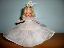 Nancy Ann Storybook Doll ~ #155 Cinderella w/Silver Slippers, JT, PT