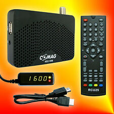 Comag HD25 HDMI USB 2.0 PVR Ready Mini Satelliten-Receiver Sat-Receiver HDTV