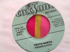 Coxsone Truth hurts / A get it Freddie & fitzy
