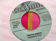 Coxsone Truth hurts / A get it Freddie & fitzy