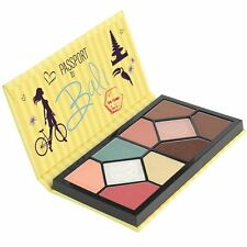 Coastal Scents Passport to Bali 10 Eyeshadow Makeup Palette, 3 Ounce