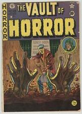 Vault of Horror #15 October 1950 FR fourth issue