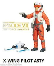 HASBRO STAR WARS EPISODE VII - LE FORCE SE RÉVEILLE - X-WING PILOTE ASTY