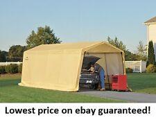 ShelterLogic 10x20x8 Storage Auto Shelter Portable Garage Carport Canopy 62680