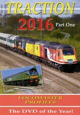 Traction 2016 Part One - Railway DVD
