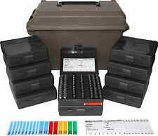 MTM Ammo Can Combo Storage Container Box Store Gun Bullet - Holds 1000 Rounds